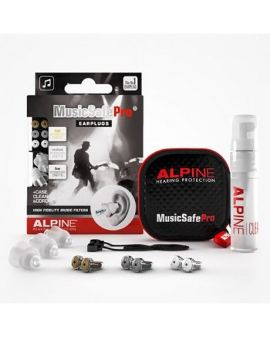 Tapón Alpine Blanco
