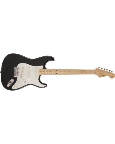 Fender Made in Japan Traditional 50s Stratocaster, Maple Fingerboard, Black